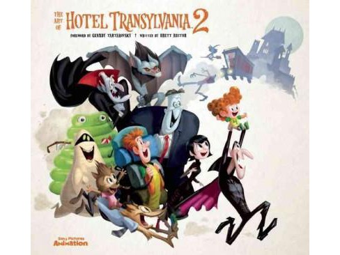 Art of Hotel Transylvania 2 (Hardcover) (Brett Rector) - image 1 of 1