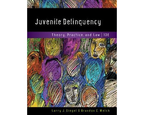 Juvenile Delinquency : Theory, Practice, and Law (Hardcover) (Larry J. Siegel & Brandon C. Welsh) - image 1 of 1