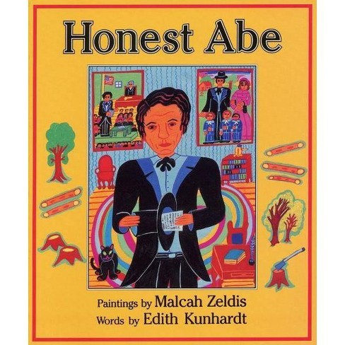 Honest Abe - by  Edith Kunhardt (Paperback) - image 1 of 1