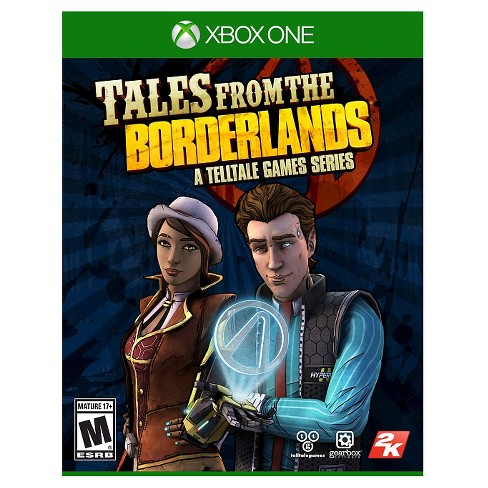 Tales from the Borderlands Xbox One - image 1 of 8