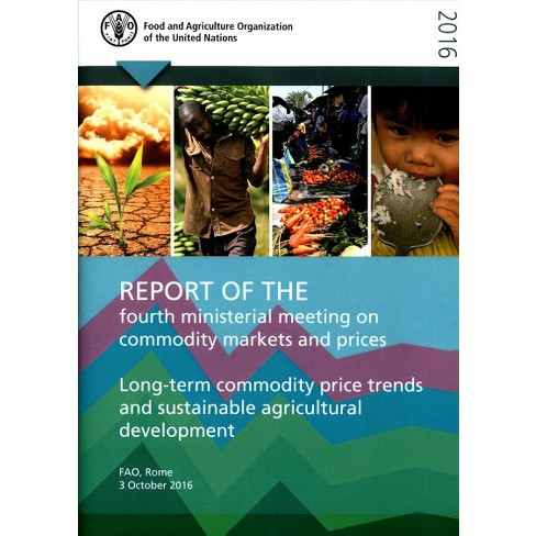 Fourth Ministerial Meeting on Commodity Markets and Prices : Long-term  Commodity Price Trends and