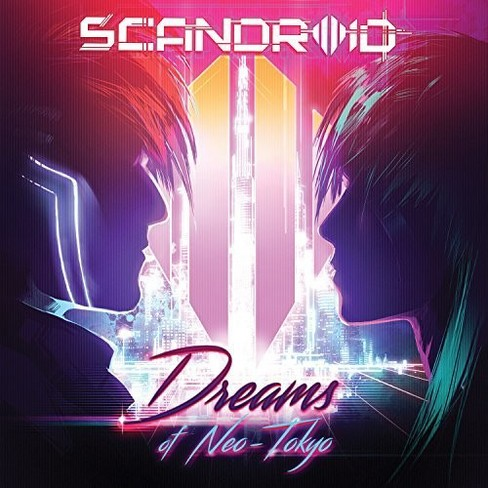 Scandroid - Dreams Of Neo Tokyo (CD) - image 1 of 1