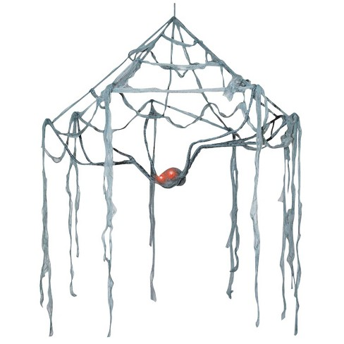 Halloween Spider Canopy Web Eyes Light - image 1 of 1