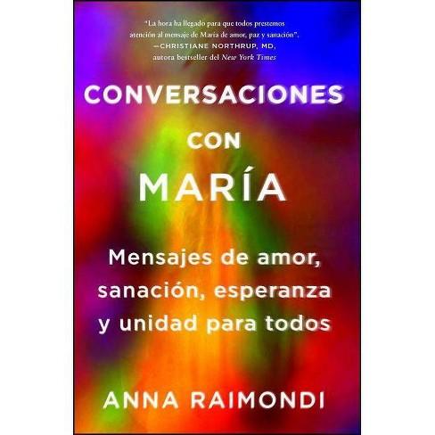 Conversaciones Con Mar�a (Conversations with Mary Spanish Edition) - (Atria Espanol) (Paperback) - image 1 of 1