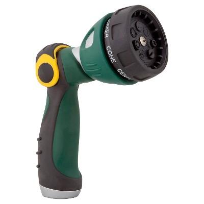 Metal 7 - Pattern Thumb - Control Nozzle - Green - Melnor