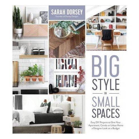 Style In Small Es Easy Diy Projects To Add Designer Details Your Apartment Condo Or Urban Target