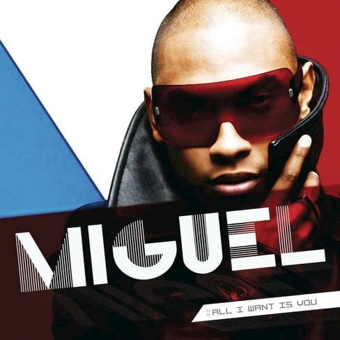 Miguel - All I Want Is You (CD) - image 1 of 1