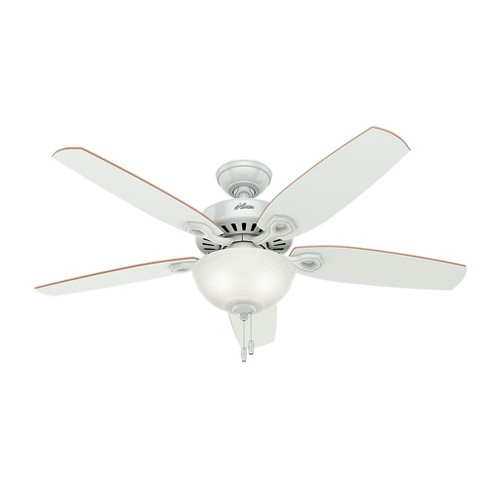 """52"""" LED Builder Ceiling Fan (Includes Energy Efficient ..."""