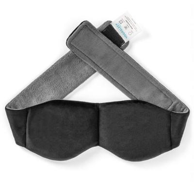 Yogasleep Reversible Weighted Eye Mask, Black