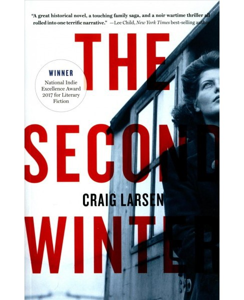 Second Winter -  Reprint by Craig Larsen (Paperback) - image 1 of 1