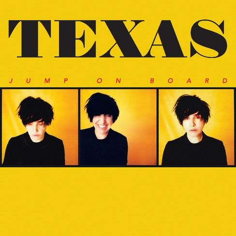 Texas - Jump On Board (CD) - image 1 of 1