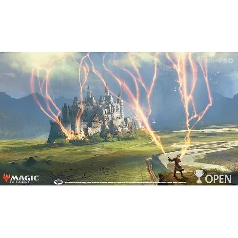 MtG Card Supplies Wizard's Lightning Playmat [SCG Open] - image 1 of 1