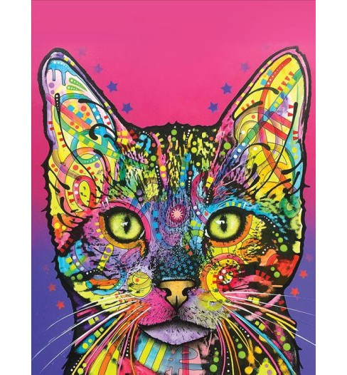 Dean Russo Shiva Cat Journal : Lined Journal -  (Hardcover) - image 1 of 1
