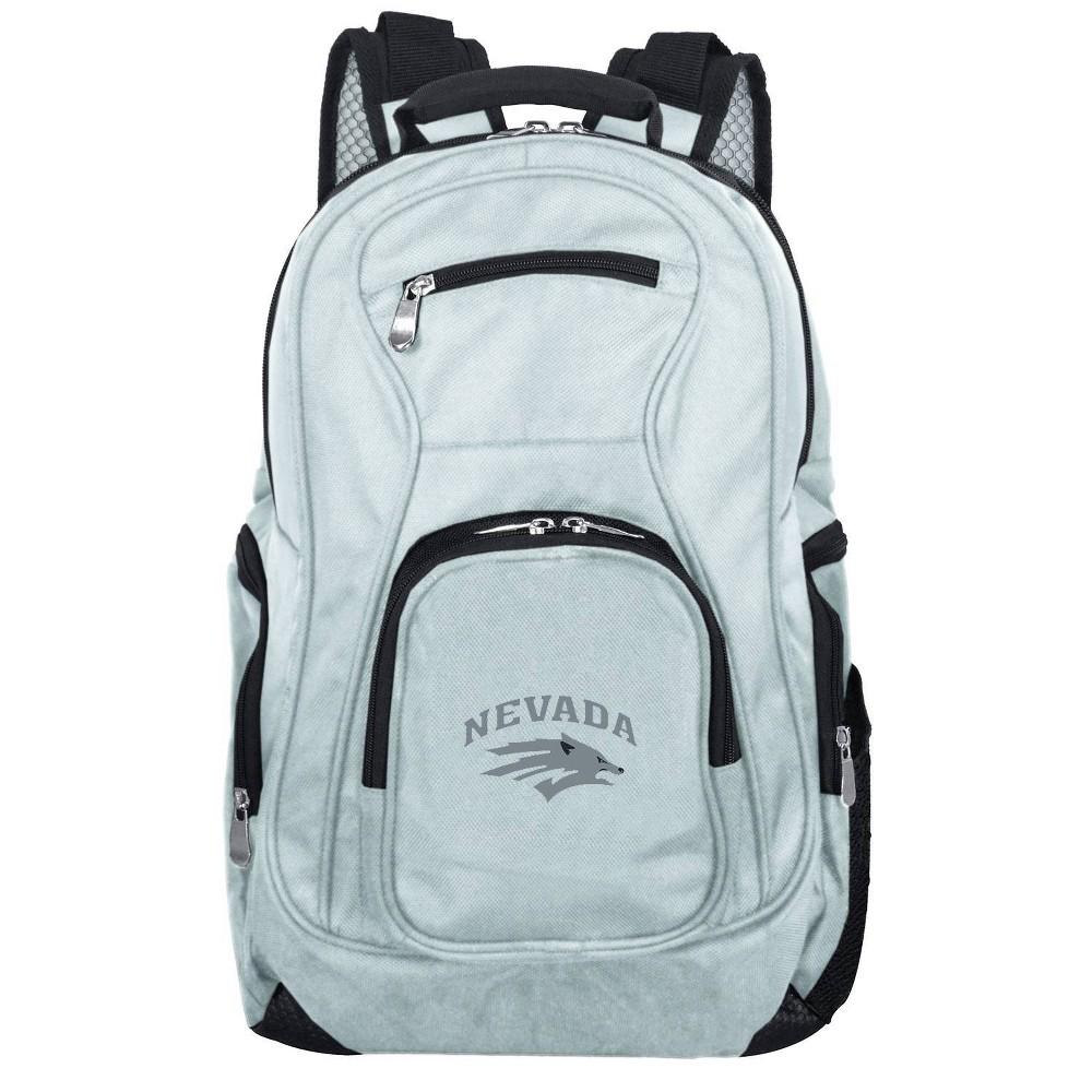NCAA Nevada Wolf Pack Gray Premium Laptop Bag