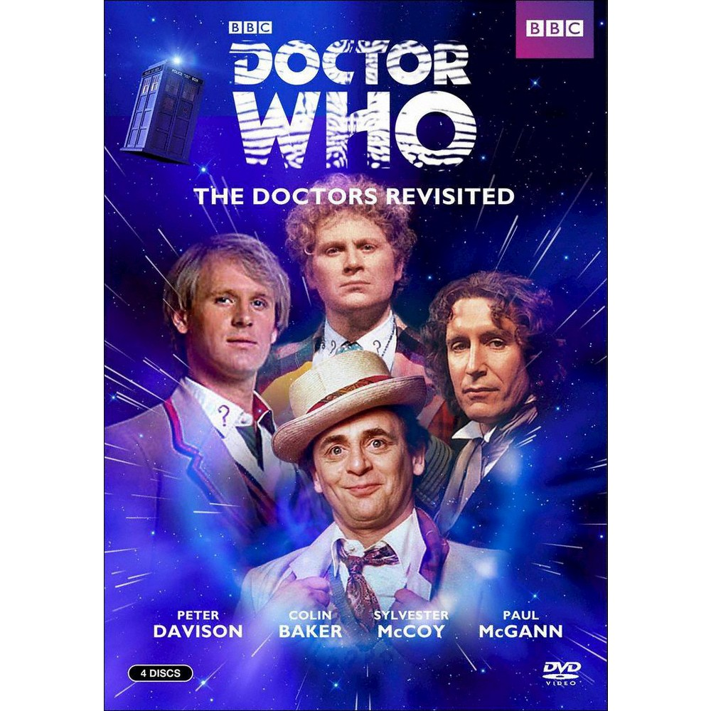 Doctor Who:Doctors Revisited 5-8 (Dvd)