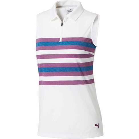 a2766d3108c81f Women s Puma Road Map Sleeveless Polo Majesty X-Large   Target