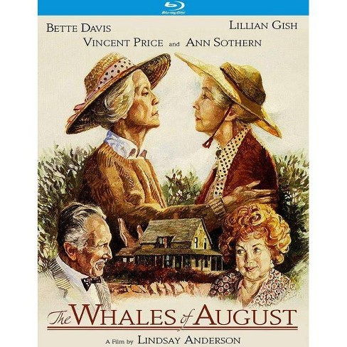 The Whales Of August (Blu-ray) - image 1 of 1