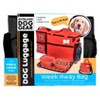 Overland Dog Gear Travel Bag - Week Away Bag for Medium & Large Dogs with 2 Food Carriers, Placemat & 2 Bowls - image 2 of 4