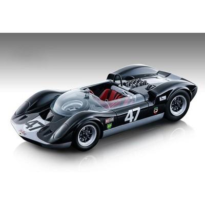 "McLaren Elva Mark 1 #47 B.McLaren Canada GP 1964 ""Bruce McLaren Motor Racing"" Ltd Ed 180 pcs 1/18 Model Car Tecnomodel"