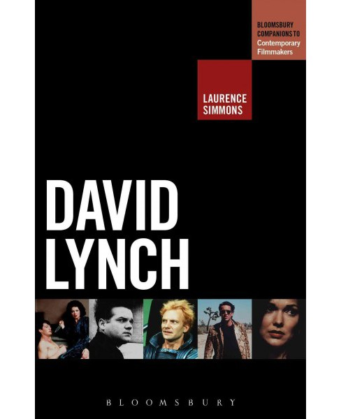 David Lynch (Hardcover) (Laurence Simmons) - image 1 of 1