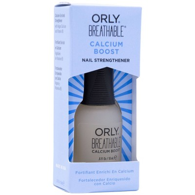 ORLY Breathable Calcium Boost Nail Beauty Treatment - 0.6 fl oz
