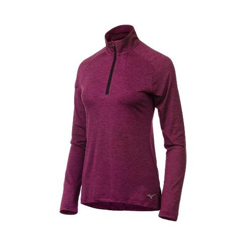 Mizuno Women's Alpha Half Zip Running Pullover - image 1 of 2