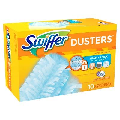 Swiffer 180 Dusters Multi Surface Refills with Febreze Lavender & Vanilla scent - 10ct