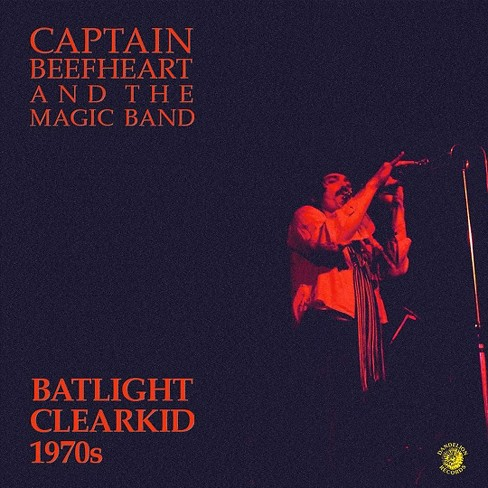 Captain beefheart & - Batlight clearkid (Vinyl) - image 1 of 1