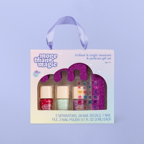 Manicure & Pedicure Gift Set - More Than Magic™ - image 1 of 2