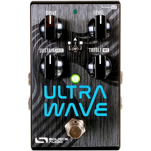 Source Audio Ultrawave Multiband Processor Guitar Effects Pedal Black - image 1 of 4