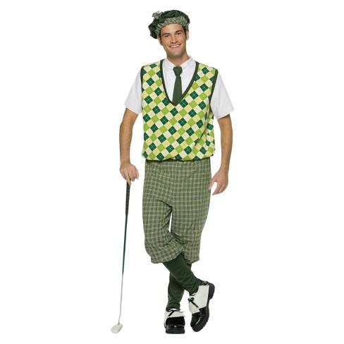 Old Tyme Golfer Men's Costume - image 1 of 1