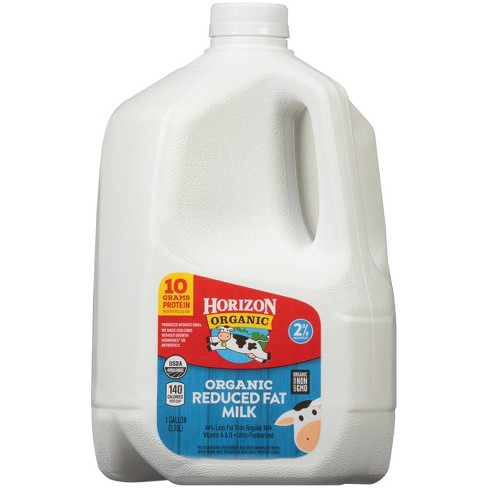Horizon Organic 2% Milk - 1gal - image 1 of 4