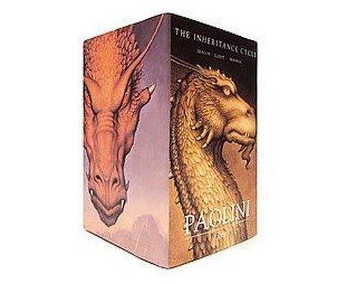 The Inheritance Cycle ( Inheritance Cycle) (Hardcover) - image 1 of 1