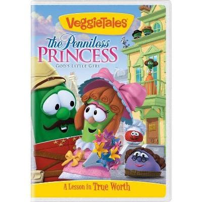 Veggie Tales: The Penniless Princess (DVD)