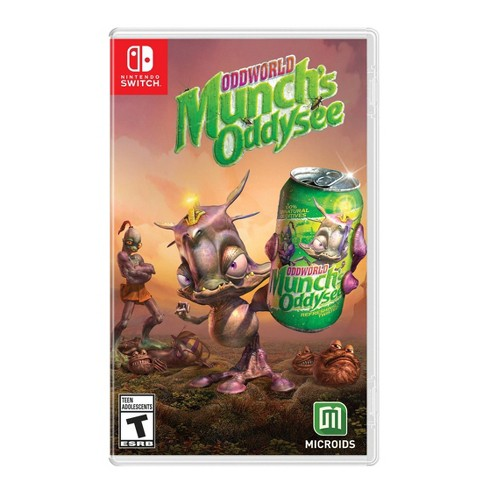 Oddworld: Munch's Oddysee - Nintendo Switch - image 1 of 4