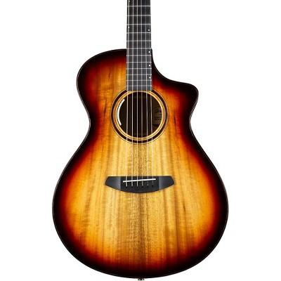 Breedlove Oregon Limited Myrtlewood-Myrtlewood Concert CE Acoustic-Electric Guitar Canyon