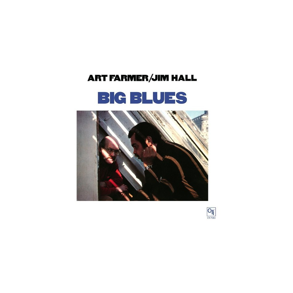 Art Farmer - Big Blues (Vinyl)