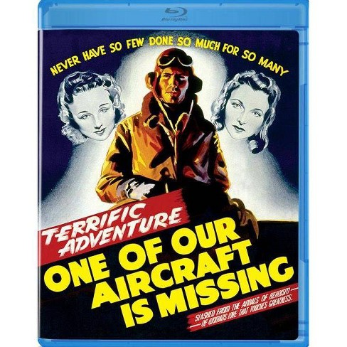 One Of Our Aircraft Is Missing (Blu-ray) - image 1 of 1