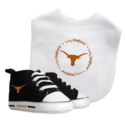 Texas Longhorns Bib & Prewalker Set