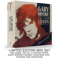 Moore Gary - Live From London (Deluxe Edition) (CD)