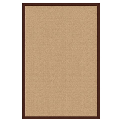Athena Wool Area Rug - Brown (4' X 6') - image 1 of 1