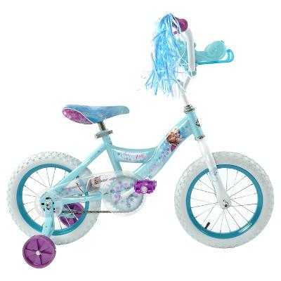 Huffy Disney Frozen Cruiser Bike With Sleigh 14 Target
