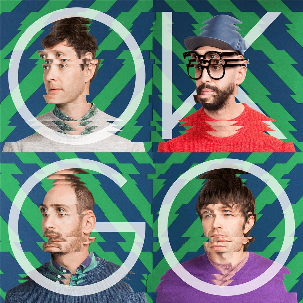 Ok Go - Hungry Ghosts (CD)