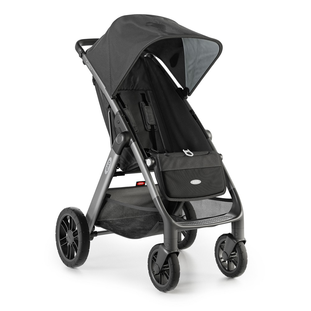 Oxo Cubby plus Stroller - Charcoal (Grey)