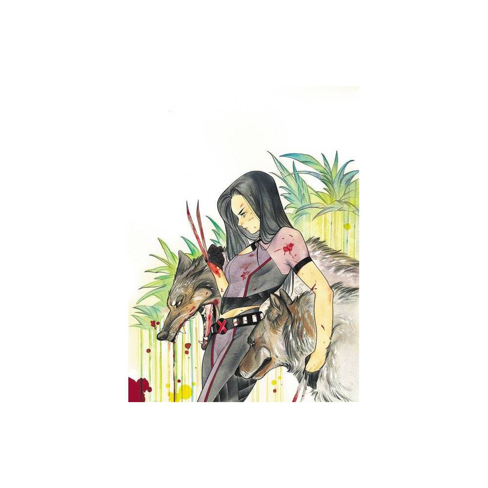 Marvel Portfolio Peach Momoko Hardcover