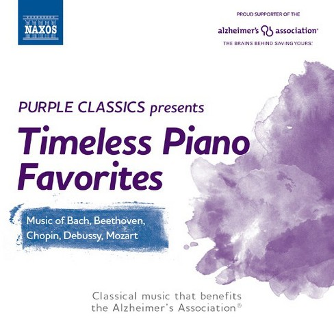 Various - Timeless piano favorites (CD) - image 1 of 1