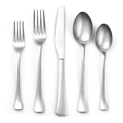 Cambridge Keats Satin 20-pc. Silverware Set