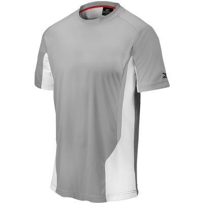Mizuno Youth Boys' Elite Short Sleeve Crew Neck Shirt