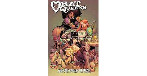 Rat Queens 3 ( Rat Queens) (Paperback) - image 1 of 1