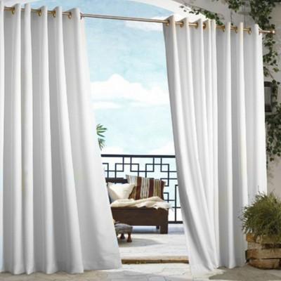 Outdoor Decor Gazebo 50 X 96 Solid Indoor/Outdoor Grommet Panel White